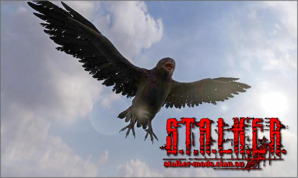 модель вороны