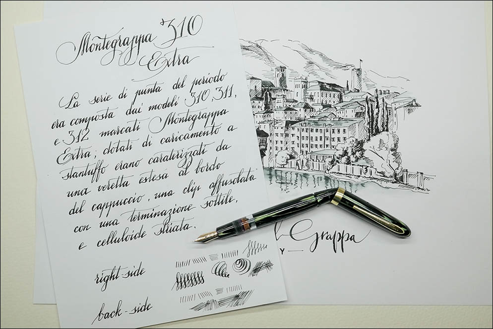 Montegrappa Extra 310. Lenskiy.org