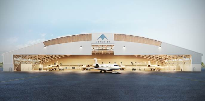Metrojet New Maintenance Facility is set to deliver