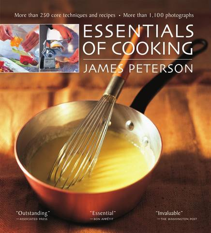 Peterson J. K. / Питерсон Дж. К. - Essentials of Cooking / Основы кулинарии [2003, PDF, ENG]