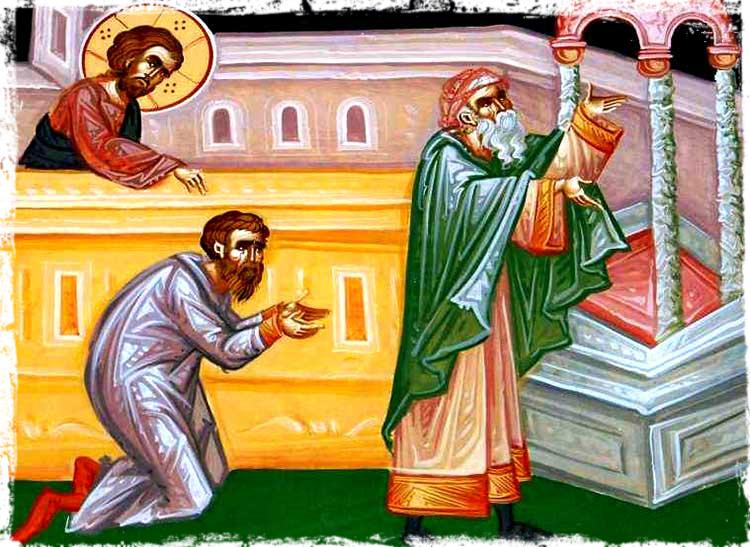 იგავი მეზვერესა და ფარისეველზე