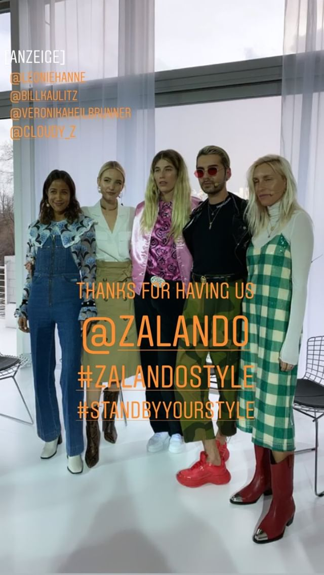 12.03.19 - Zalando Event at Bridge Studios Berlin