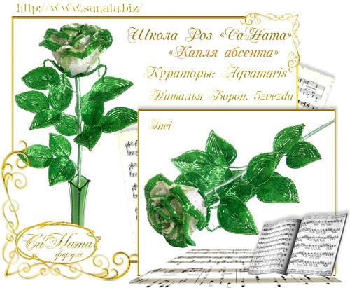 Выпуск Школы роз. курс - Капля абсента 25751751_m