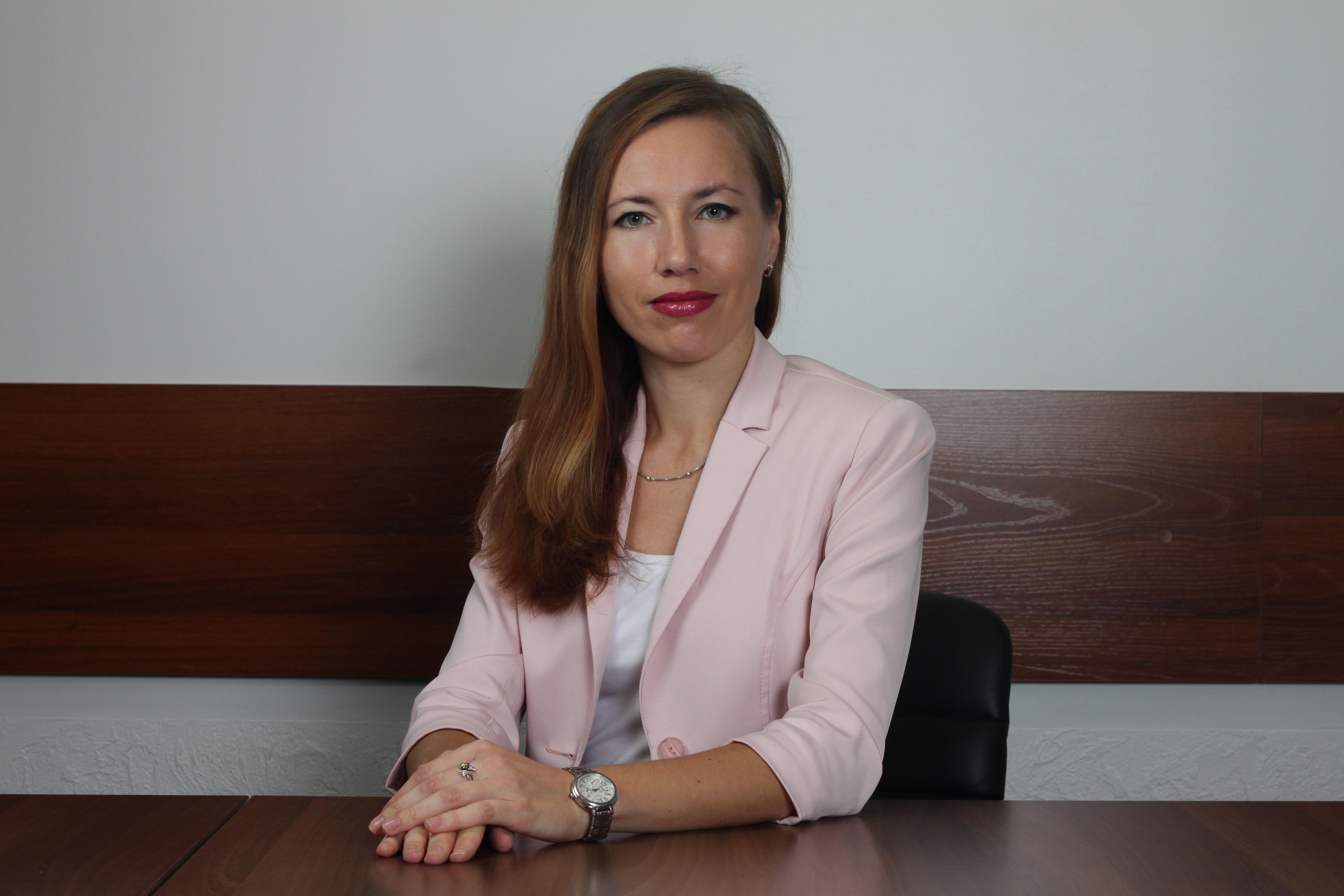 Ирина Бирюкова, менеджер отдела продаж ООО «Лизинговая компания «Дельта»