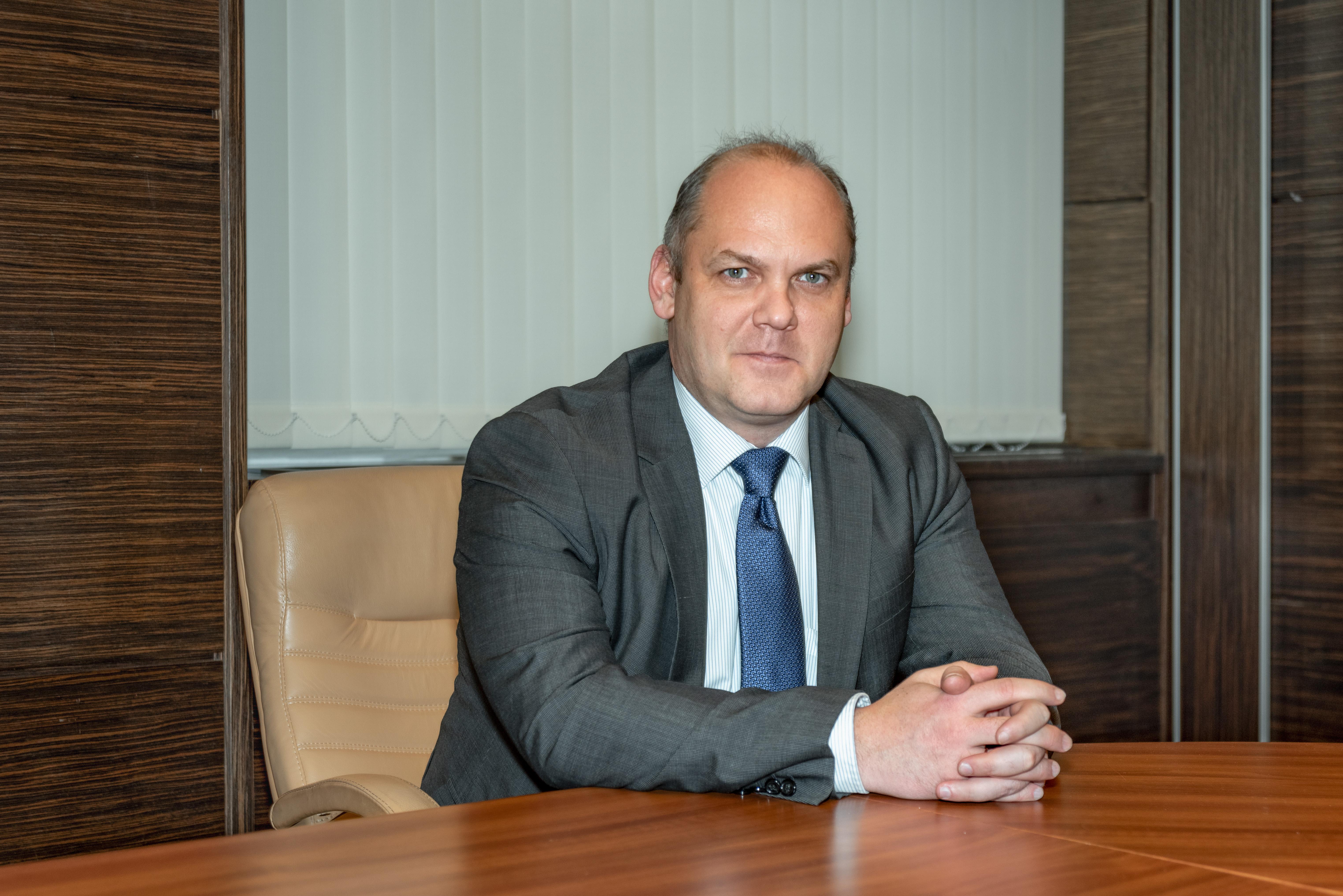 Эдуард Анашкин, генеральный директор ООО «ЛХ Файнэншл Сервисез» (входит в ГК Liebherr)