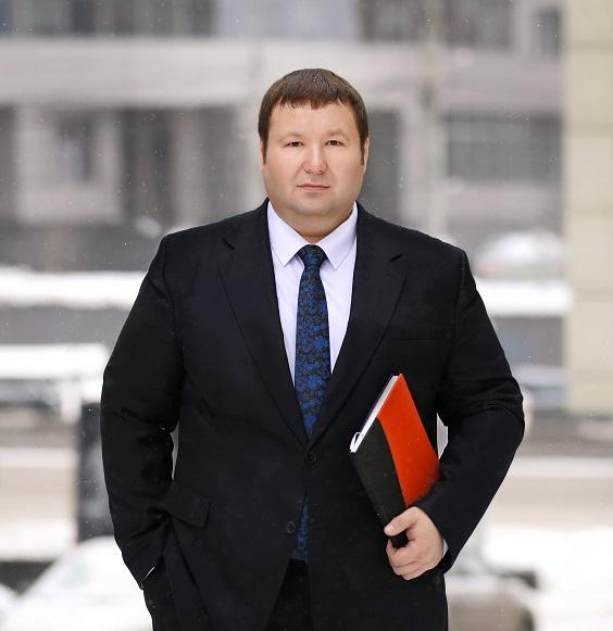 Михаил Цыкунов, руководитель сибирского дивизиона ГК «Интерлизинг»