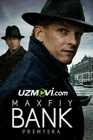 Maxfiy Bank /