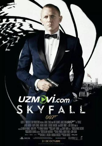 Agent 007 Jeyms bond Skayfol / агент 007 джеймс бонд скайфолл