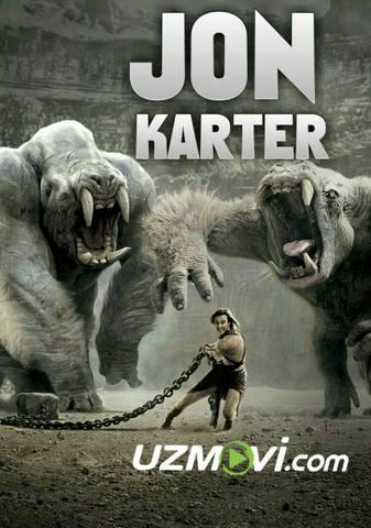 Jon karter / джон картер
