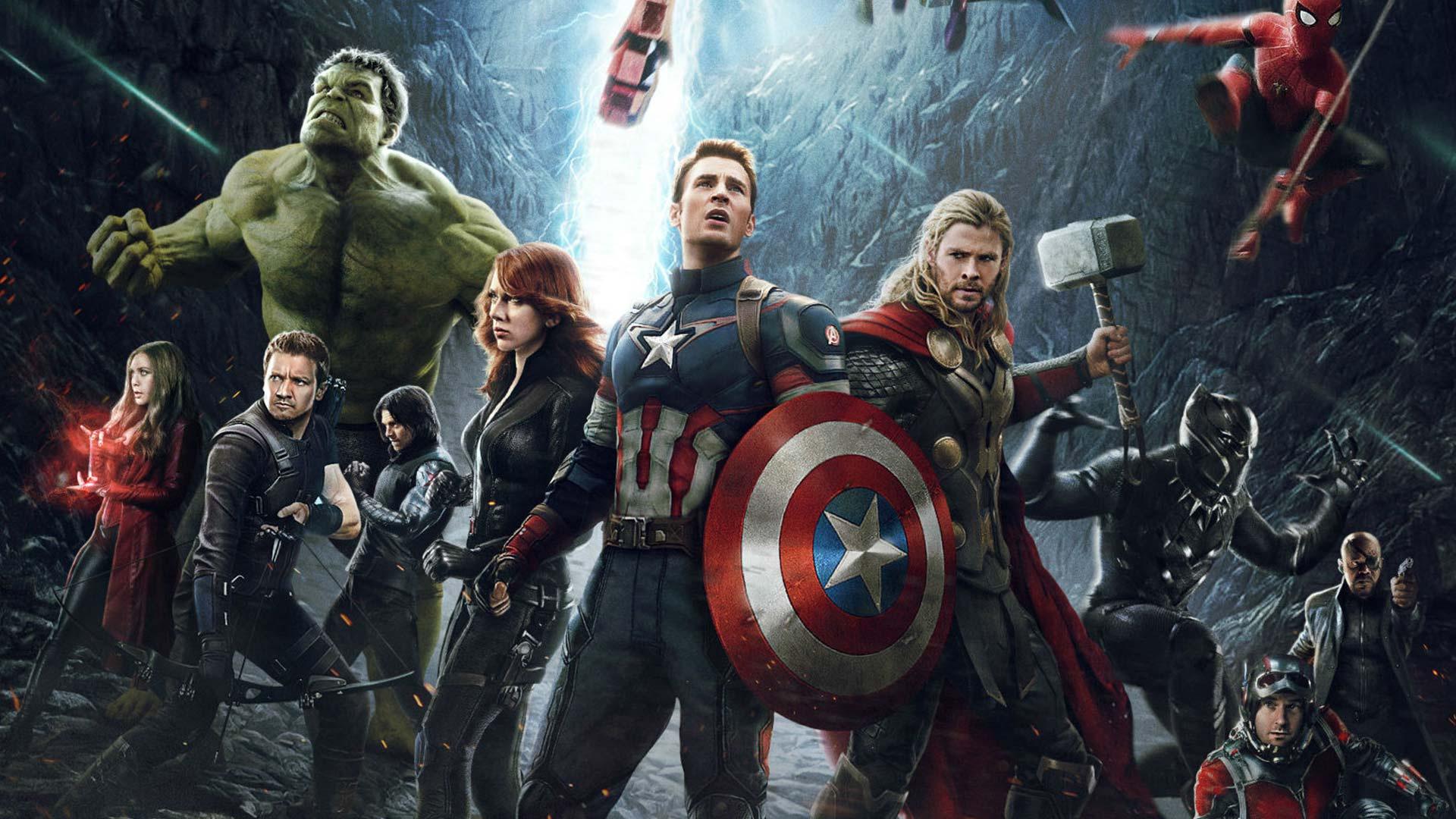 На новых постерах «Мстителей: Финал» показали, кто еще выжил после щелчка Таноса