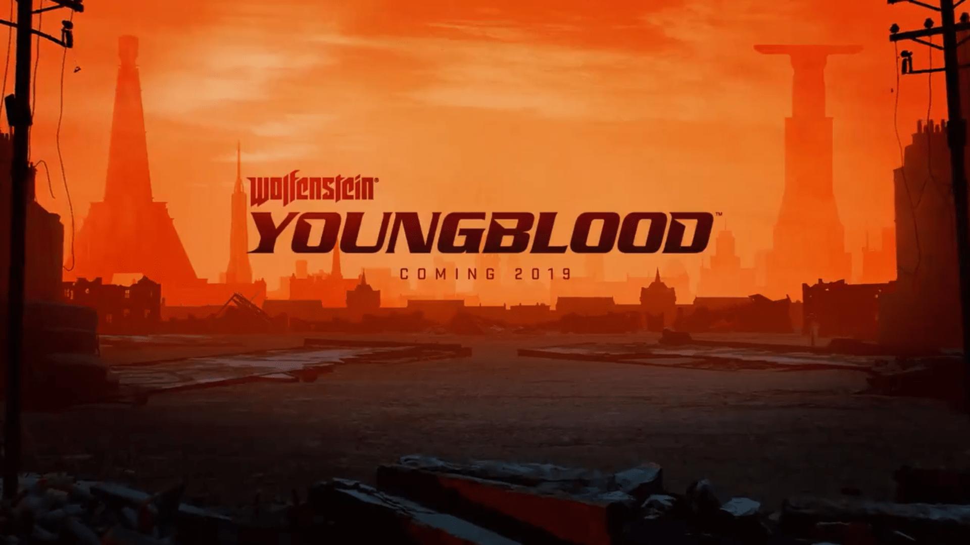 В сюжетном трейлере Wolfenstein: Youngblood объявили дату выхода