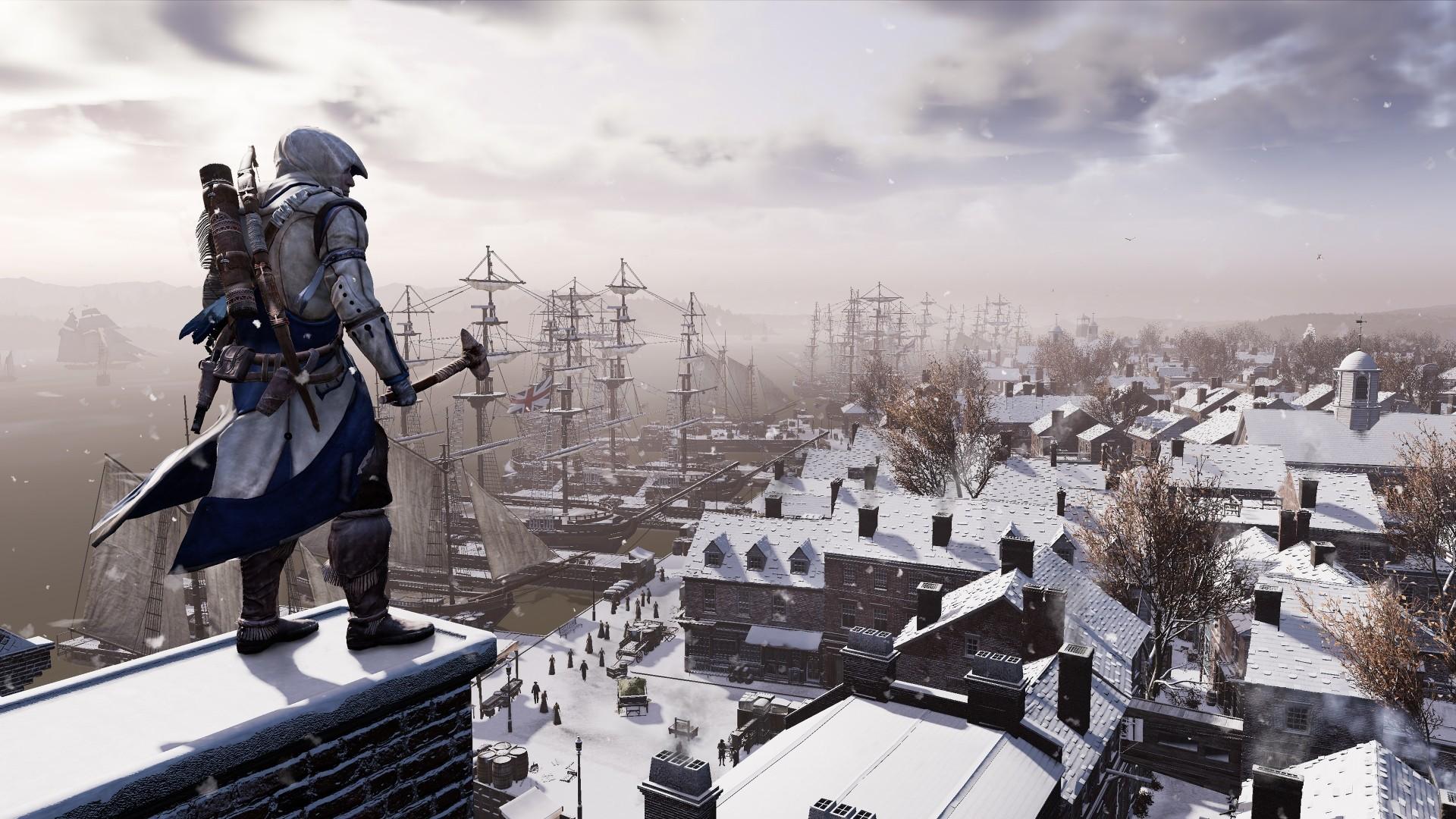 Assassin's Creed 3: Remastered взломали и слили на торренты за несколько дней до выхода
