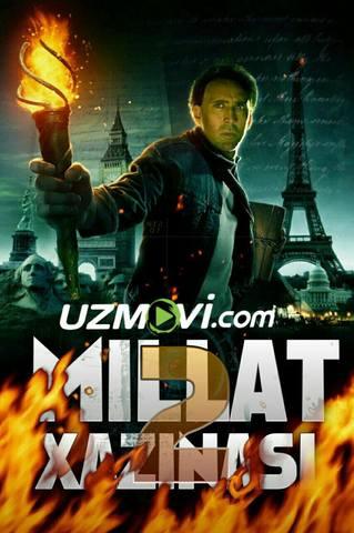 Millat xazinasi 2 / сокровище нации 2