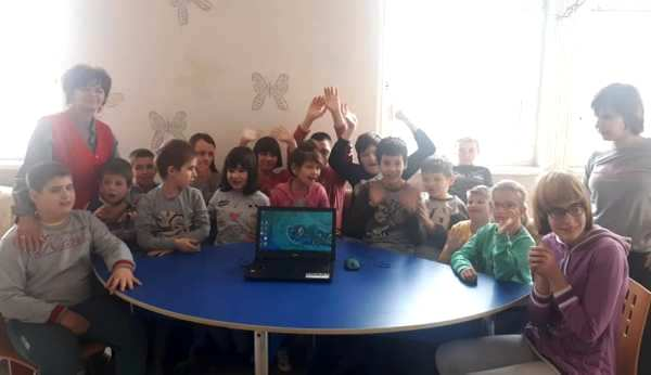Сербия, Ужице, дети, спецшкола