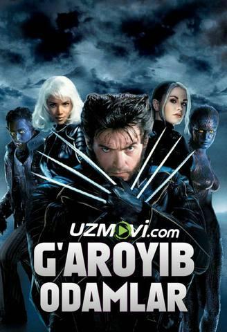 X-men G'aroyib Odamlar 1 / люди икс 1