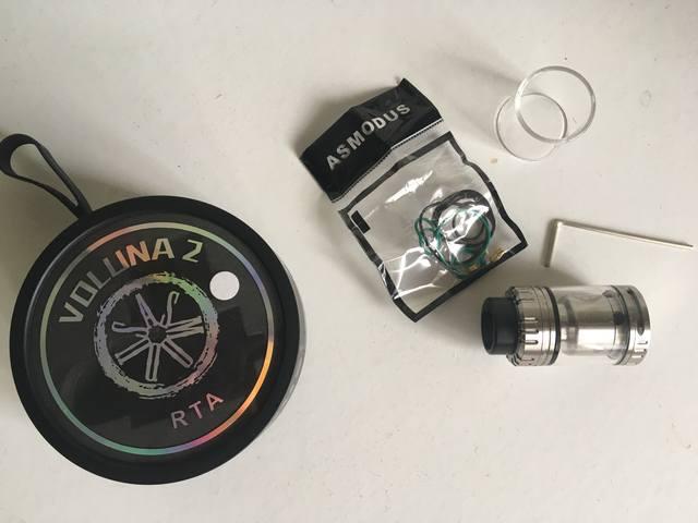 Phobia V2 RDA, Dawg RTA, Nefarius RDTA, iStick Pico S, Steam Crave Titan 406