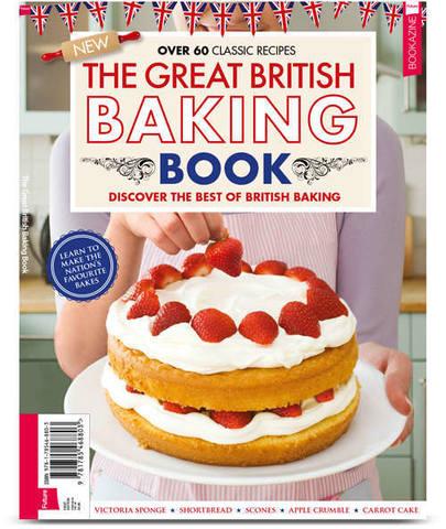 Greig R. (Editor) / Грег Р. (редактор) - The Great British Baking Book. Second Edition / Великая британская книга выпечки. Второе издание [2018, PDF, ENG]