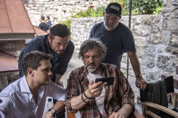 Сербия, Косово, Балканский рубеж, фильм