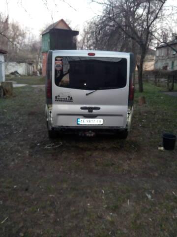 Renault Trafic 1.9 dsi80 Иван Михалыч - Пост 448371 - Фото 5