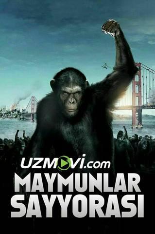 Maymunlar sayyorasi 1