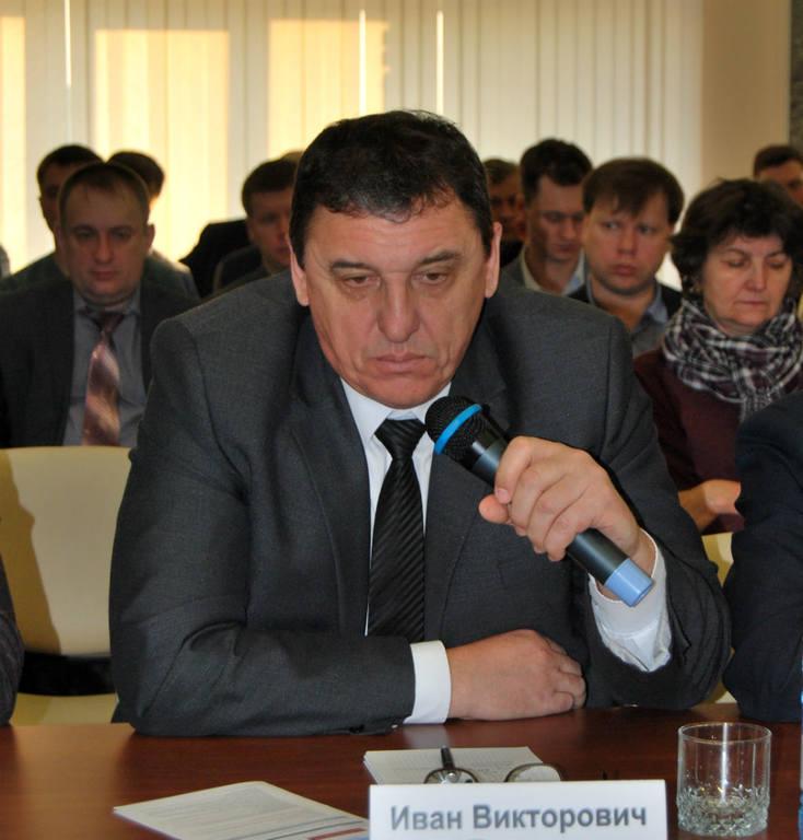 Иван Белоус, первый замминистра транспорта и дорожного хозяйства республики Хакасия