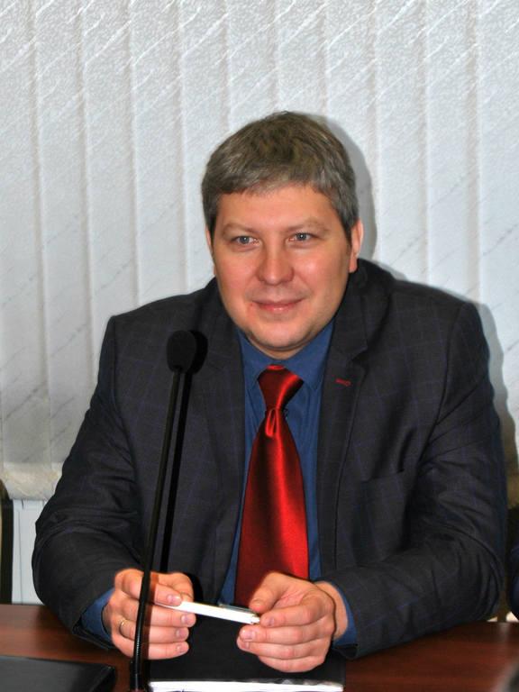 Виктор Сабинин, заместитель руководителя КГКУ «Управление автодорог по Красноярскому краю»