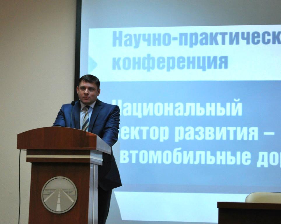 Андрей Журавлёв, руководитель КГКУ «Управление автодорог по Красноярскому краю»