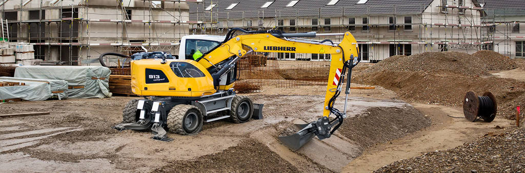 Liebherr A 913 Compact Litronic