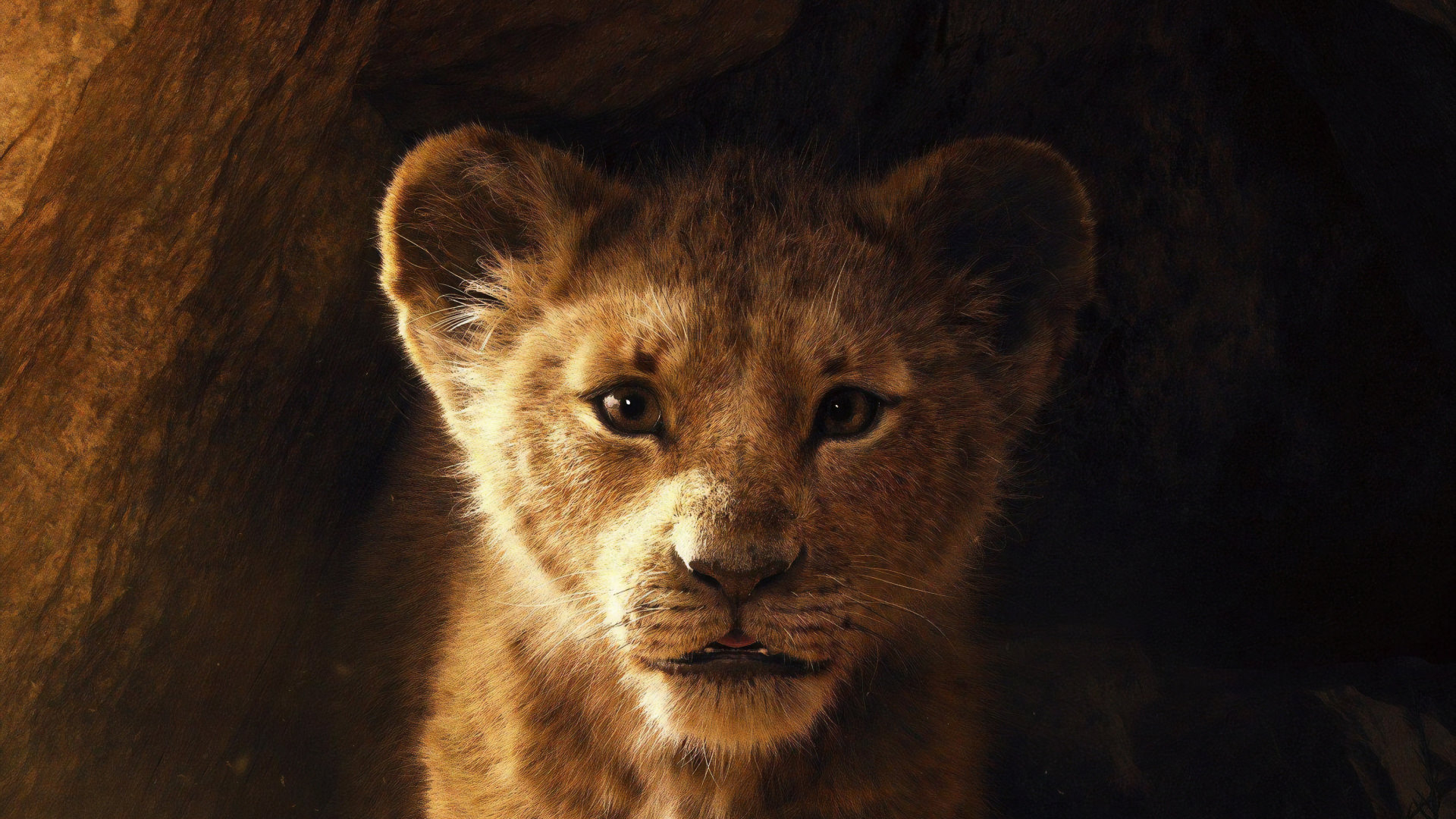 Вот как выглядит Тимона и Пумба в новом «Короле Льва»