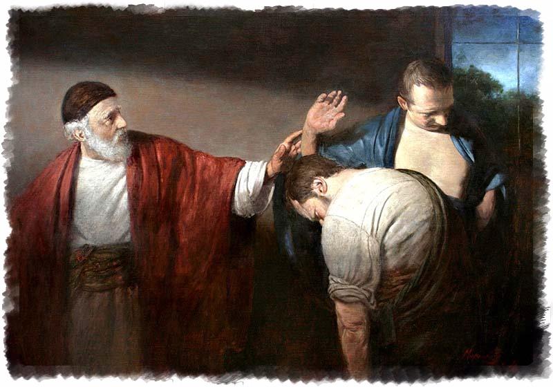 იგავი ირი ძის შესახებ