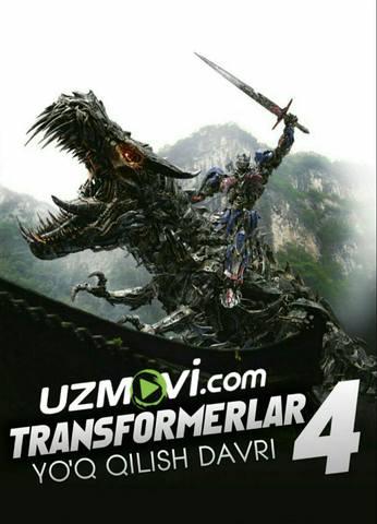Transformerlar 4: Yo'q qilish davri
