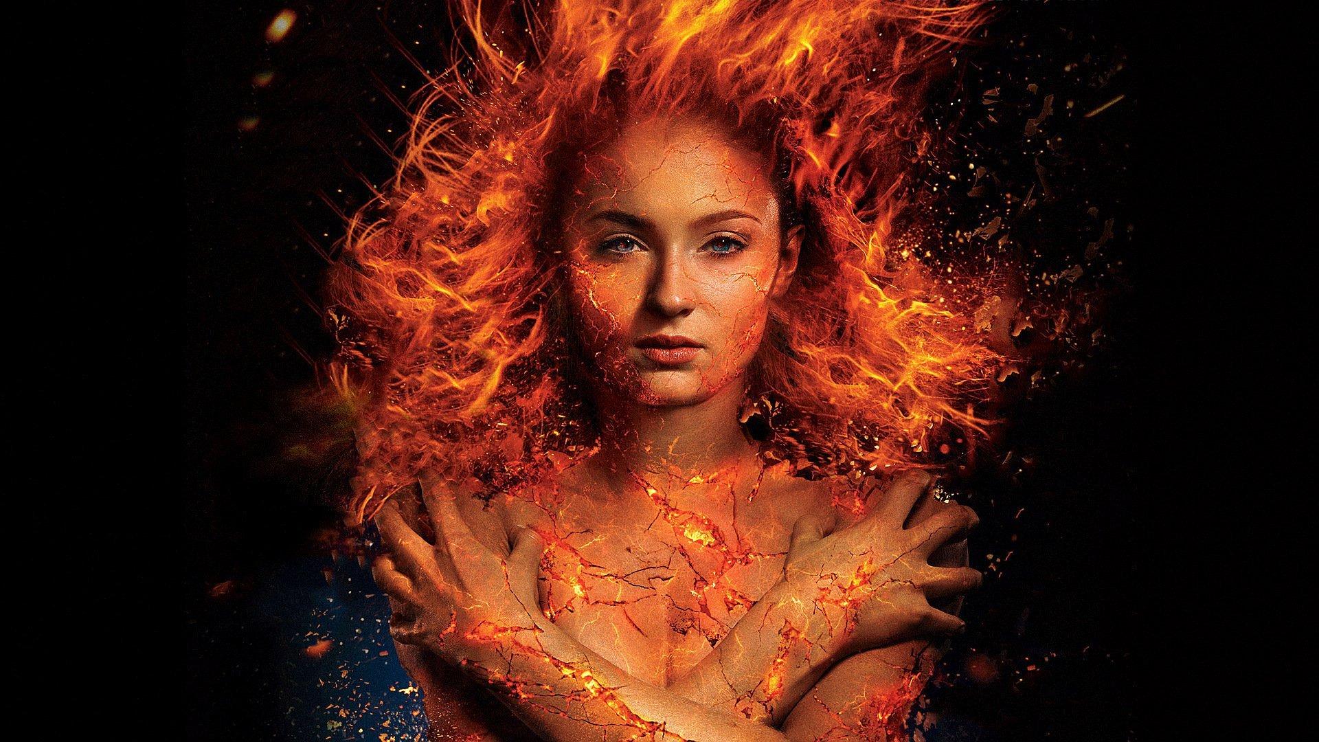 Джин Грей становится неуправляемой в финальном трейлере «Люди Икс: Тёмный Феникс»