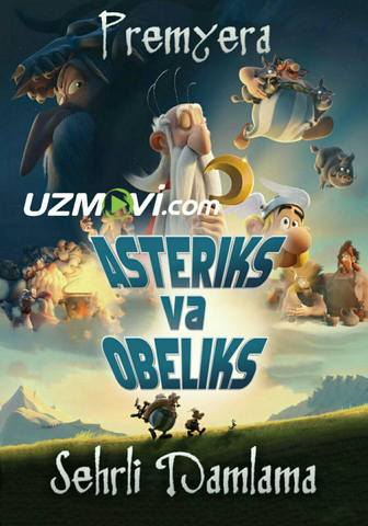 Asteriks va Obeliks: Sehrli damlama