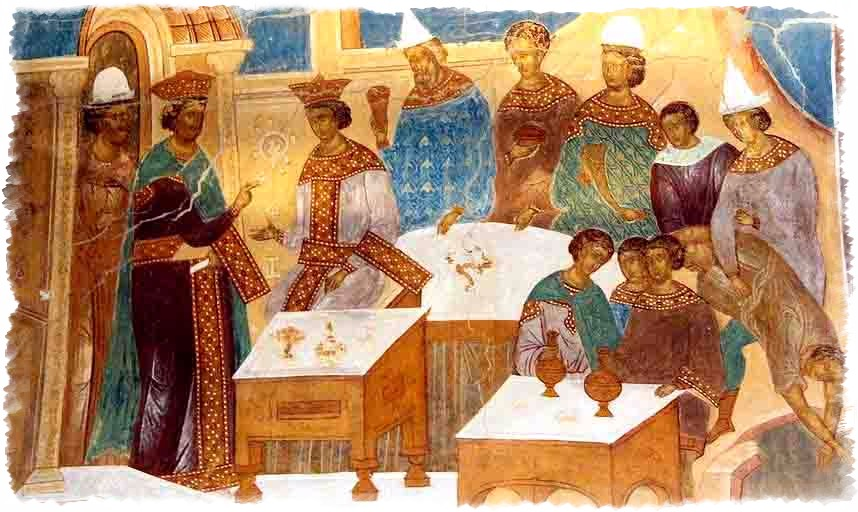 იგავი მეფის ძის ქორწილში მიწვეულთა შესახებ