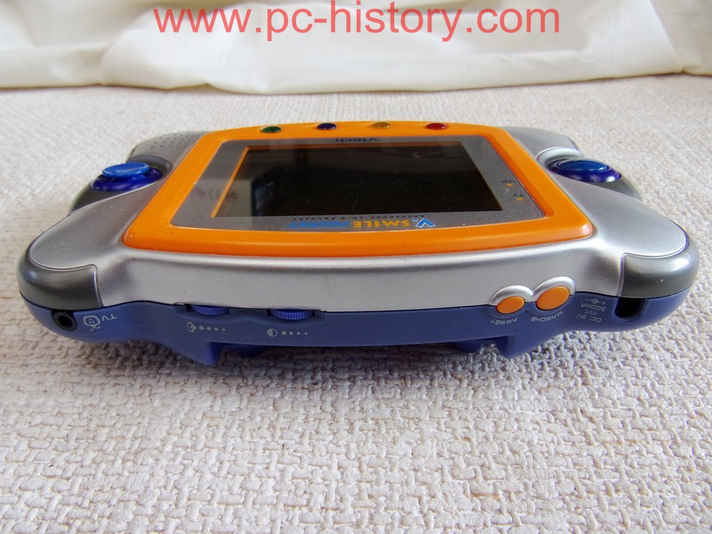 Vtech-Smile pocket 4