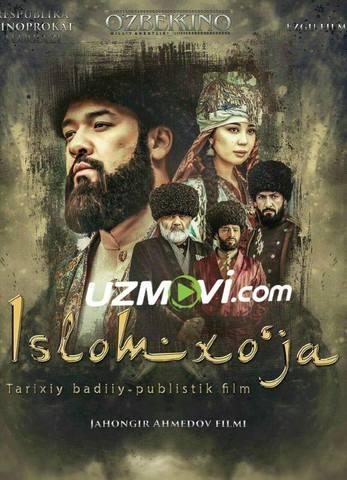 Islomxo'ja Yangi uzbek kino 2019