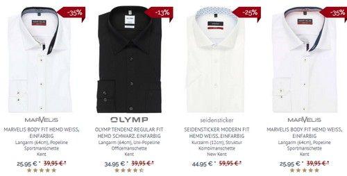 Промокод Hemden.de. Дополнительная скидка 10% на все товары из раздела SALE  Интернет-магазин Hemden.de