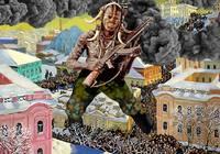 Гражданский конфликт на Украине