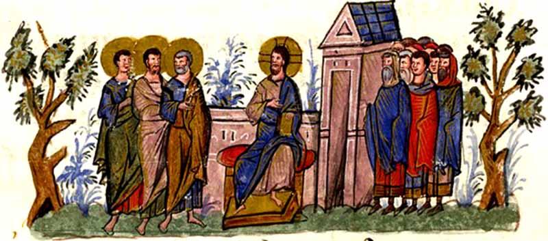 იესუ ქრისტეს მეორედ მოსვლა