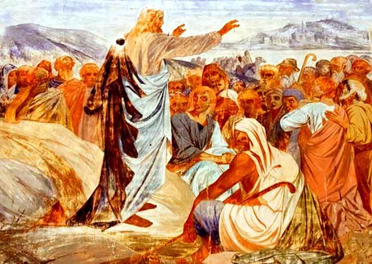 ძე კაცისა იესუ ქრისტე