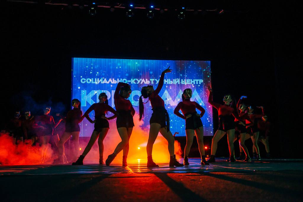 Отчетный концерт «#говоримтанцем», подтверждение звания «Образцовый коллектив художественного творчества» Образцовой хореографической студии «Ирис».