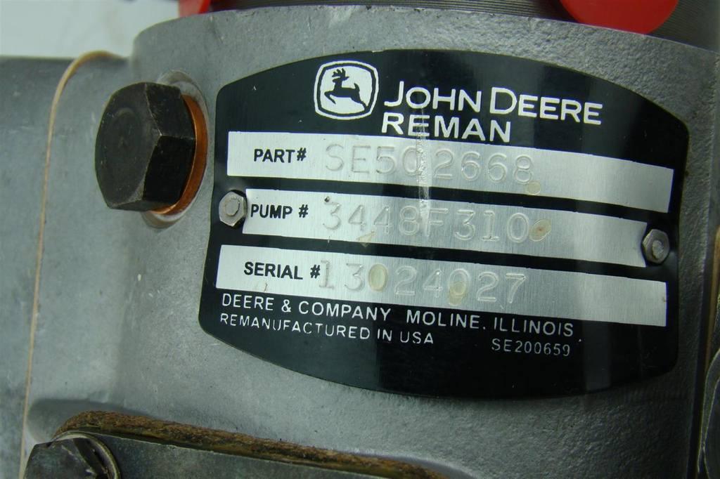 Оригинальные запчасти всегда имеют стандартную заводскую маркировку