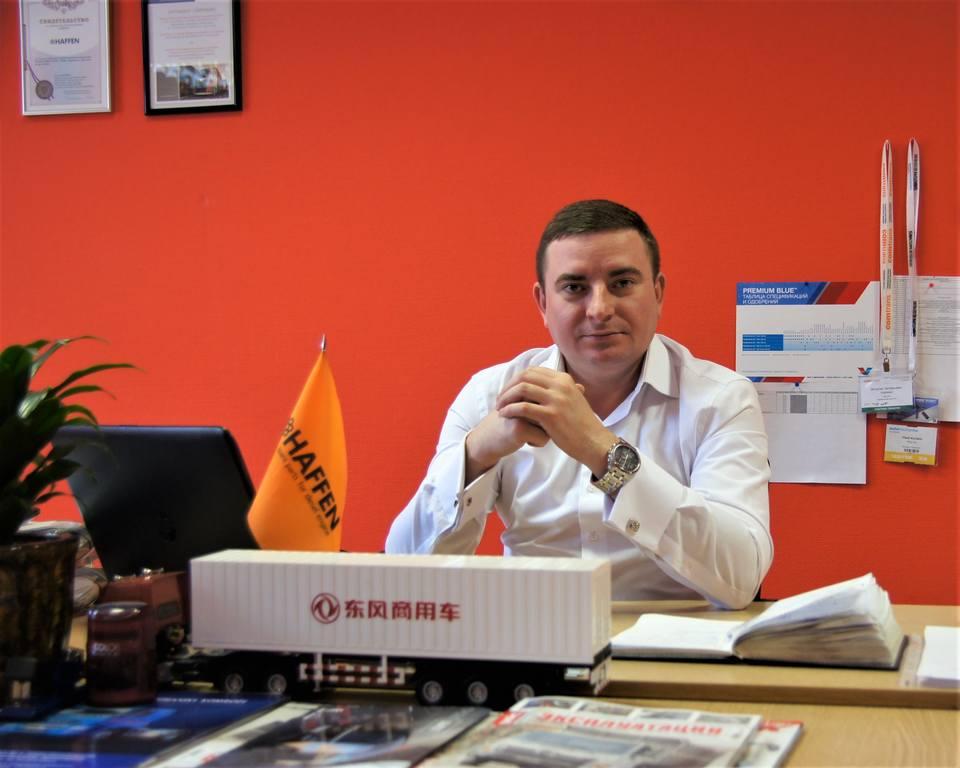 Виталий Корякин, коммерческий директор ООО «ВТГ»