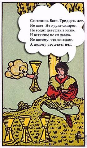 Законы Мерфи для работы предсказателя)))  Карты не врут)) 26643602_m