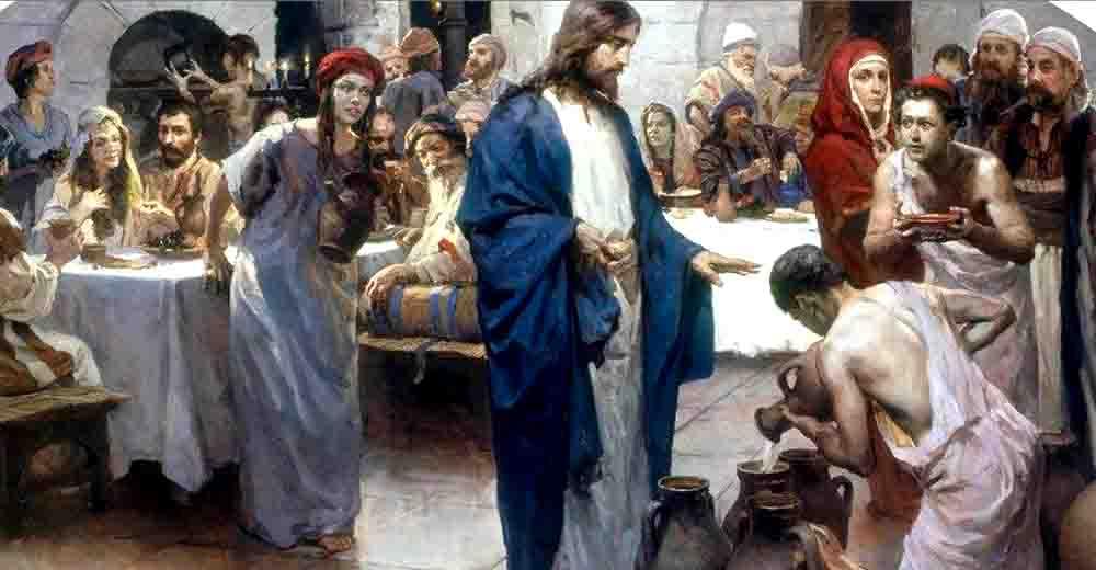 იესუ ქრისტეს სასწაული გალილეას კანაში