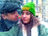 Вероника Шитова, Михаил Шитов - Новый год