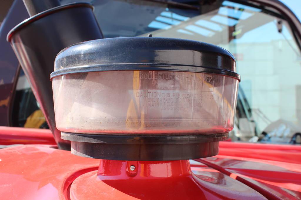 Префильтр защищает воздушный от преждевременного засорения