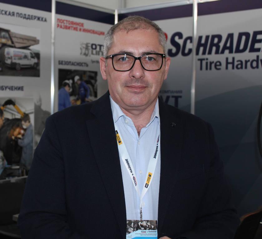 Юрий Владиленович Воронков, генеральный директор ТК Раут