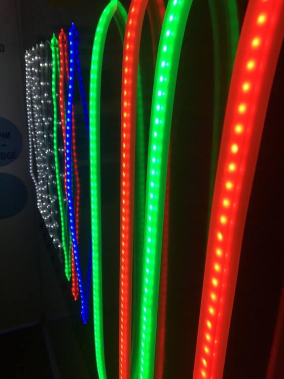 взрывозащищённые ленты освещения x-Glo
