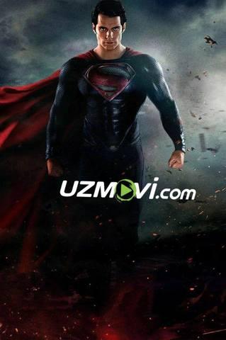 Supermen Po'lat odam